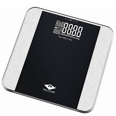 Welcare Body Fat Scale - Black