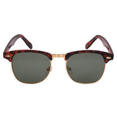 Royal Son Wayfarer Metal Sunglasses_What1640 - Grey