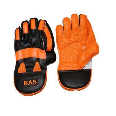 BAS Vampire  (Size-L) Pro Wicket Keeping Gloves - WKG72