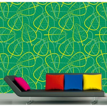 meSleep Abstract Water Active Wall Paper 40 x 120 Inches-WPWA-03-24