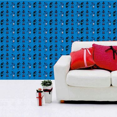 meSleep Contemporary Water Active Wall Paper 40 x 120 Inches-WPWA-03-62