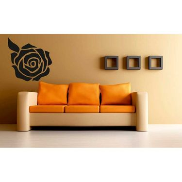 Rose Decorative Wall Sticker-WS-08-001