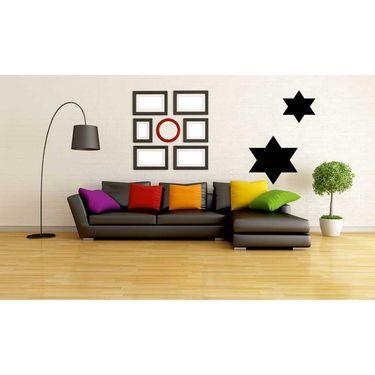 Star Decorative Wall Sticker-WS-08-010
