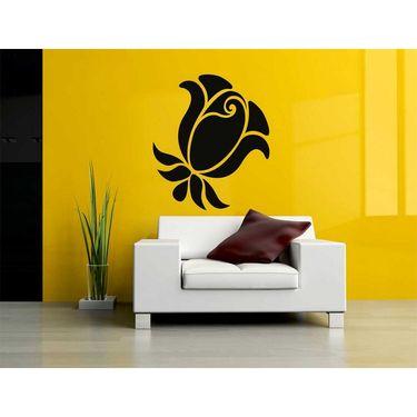 Floral Decorative Wall Sticker-WS-08-015