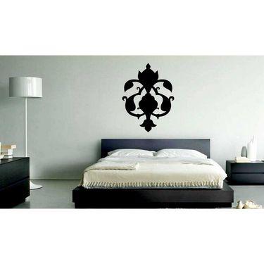 Black Decorative Wall Sticker-WS-08-052