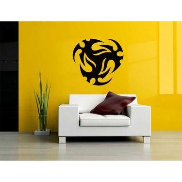 Rangoli Design Decorative Wall Sticker-WS-08-151