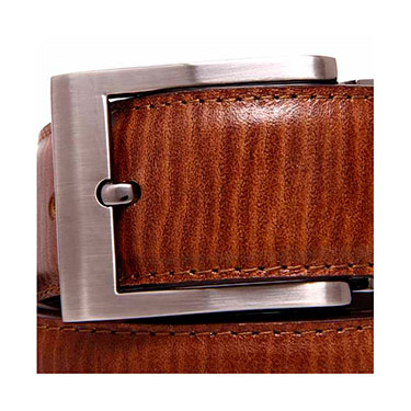 Walletsnbags Leather Belt - Brown_B 51-BR