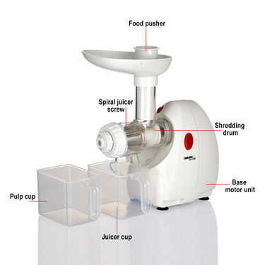 Buy Wama Cold Press Juice Extractor Online at Best Price in India on Naaptol.com