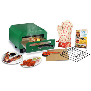 Wellberg Colorful Electric Tandoor Combo