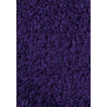 Wimbledon Mens Guest Towel - Purple