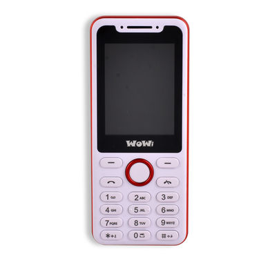 WoWi Dual SIM Phone with Audio & Video Player + Camera
