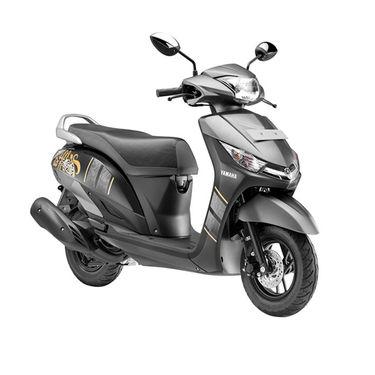 Yamaha Alpha Scooter - Disc Brake