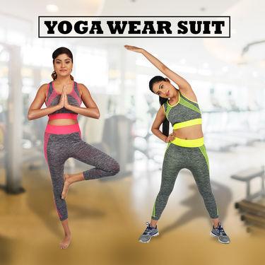 Yoga Wear Suit