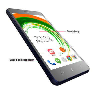 ZEN 4G Big Screen Android Mobile