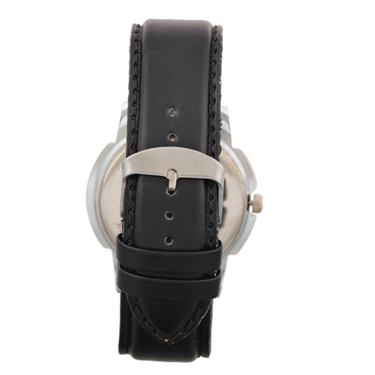 Zion Fashion Analog Wrist Watch for Women - White_ZW 377