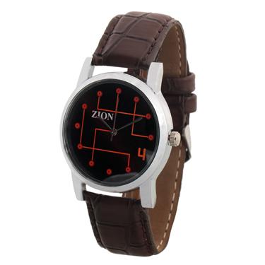 Combo of Zion Fashion 1 Wrist Watch + 1 Sunglasses + 1 Belt_ZW 425