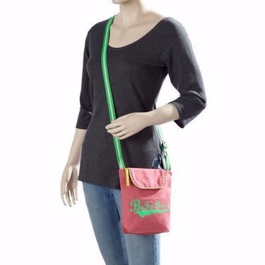 Combo of 2  Womens Canvas Be For Bag & Sling Bag -dsb05