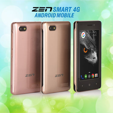 ZEN Smart 4G Android Mobile