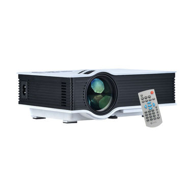 Buy zync p100 plus led corded portable projector with 800 for Highest lumen pocket projector