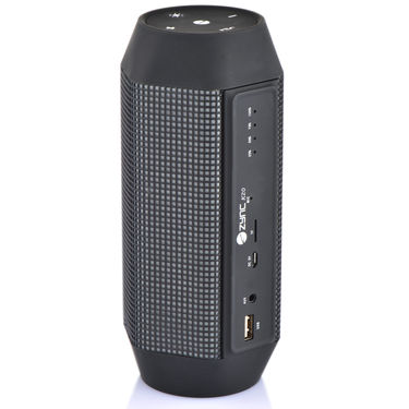 Zync Fuzon K20 Bluetooth LED Speaker cum Power Bank - New