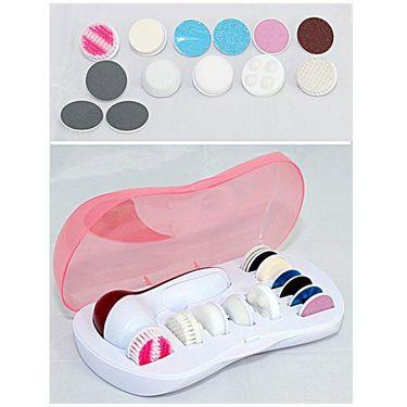 Kawachi Handheld 11 In 1 Beauty Massager Kit