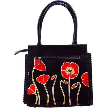 Arpera Black Ladies Handbag Ssa27