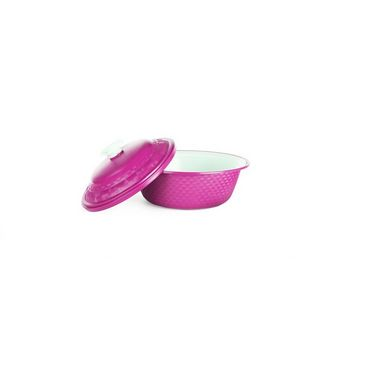 Carnation Microwaveable Casseroles Set Of 2