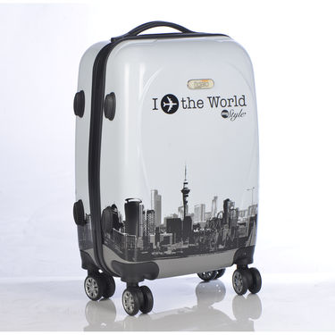 how to fix polycarbonate luggage