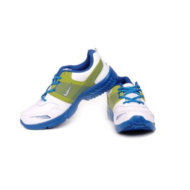 Foot n Style Synthetic Leather Sports Shoes FS470