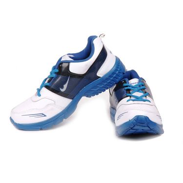 Foot n Style Synthetic Leather Sports Shoes FS471