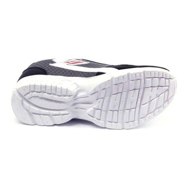 Foot n Style Synthetic  leather Sports Shoes  FS432 - Grey & White