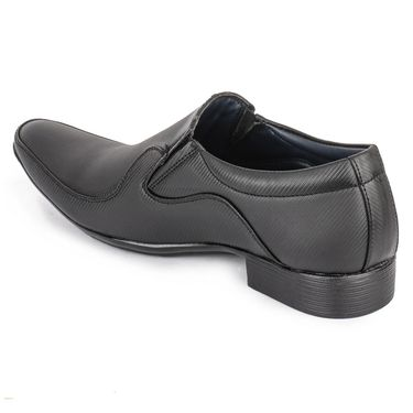 Foot n Style Black Formal Shoes -Fs3050