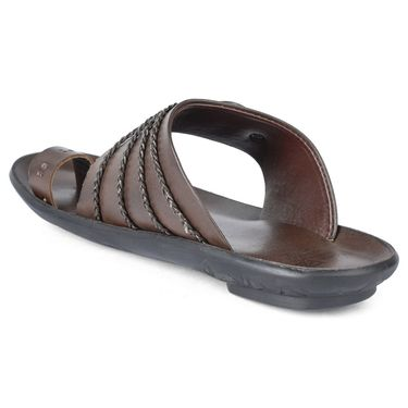 Foot N Style Brown Sandals _FS373