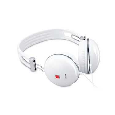 iBall HipHop Headset - White