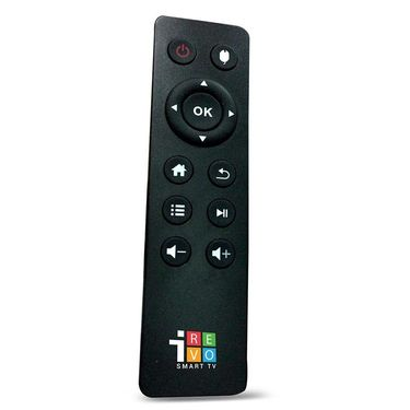 iREVO Smart TV - Android With IR Remote Selector Box