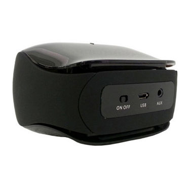 iZOTRON Miniboom BT Bluetooth Speaker - Black