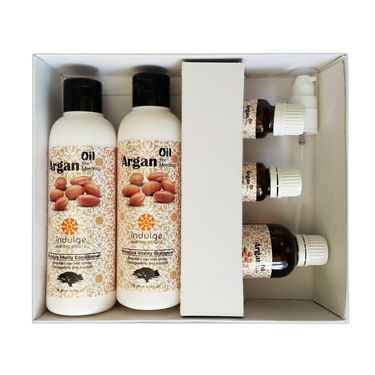 Set Of 5 Hair Beauty and Protection Kit