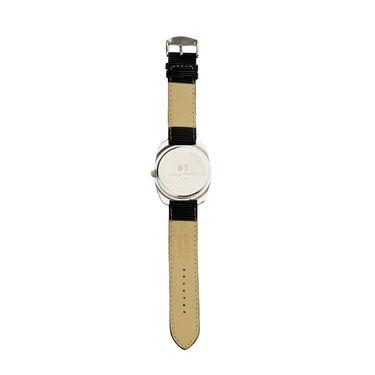 Mango People Analog Round Dial Watch For Men_mp008 - White