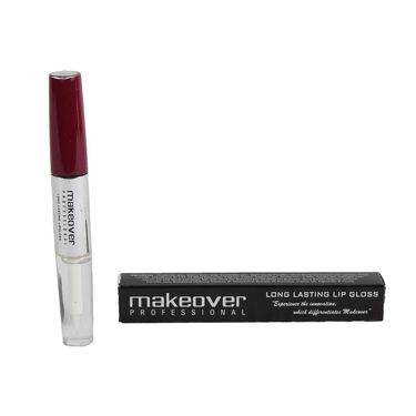Makeover Professional Long Lasting Lip Gloss Passion