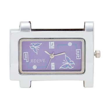 Adine Analog Wrist Watch For Women_Ad1241bkp - Purple