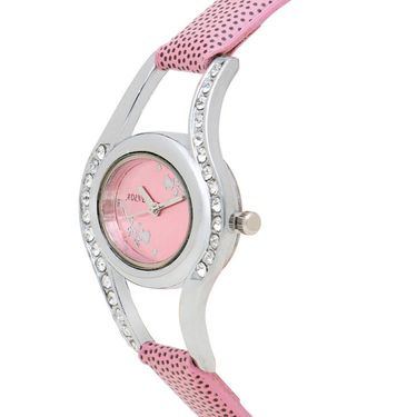 Adine Analog Wrist Watch For Women_Ad1242p - Pink