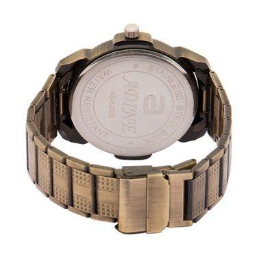 Adine Analog Wrist Watch For Men_Ad52003cy - Yellow