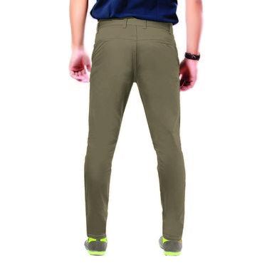 Uber Urban Cotton Trouser_ub26 - Brown