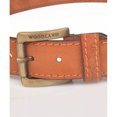 Branded Casual Leather Belt For Men_wd_or - Orange
