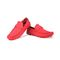 Bacca bucci Faux Leather  Loafers-Red