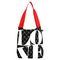 Be For Bag Cotton Canvas Arch Tote B4B-TIVONA-Black