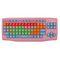 Envent Tip Tap Type Designer Keyboard for beginners - Pink