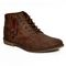 Stylox Faux Leather Boots FA-STY-SH-5023-Brown