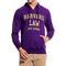 Brohood Cotton Blend Full Sleeves Casual Sweatshirt For Men_skh33026 - Purple