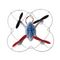 Flyer's Bay LH-X2 Quadcopter With Camera, LED Lights, Blade Protection